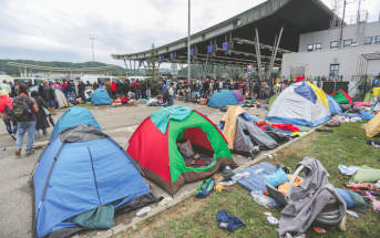 Winter is Coming: Medical Dispatches from Europe's Refugee Crisis