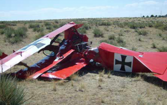 Tension Pneumopericardium From Blunt Force Trauma: Resuscitating the Red Baron