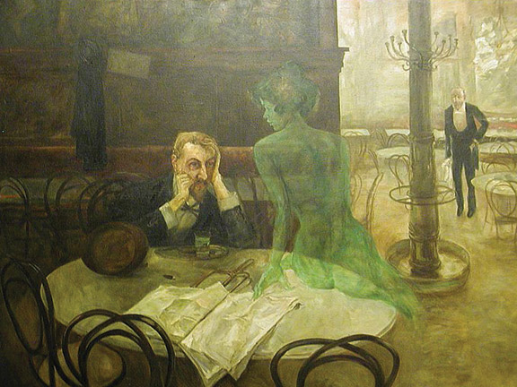 Absinthe A Brief History Of The Green Fairy