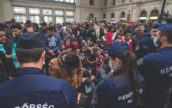 EPs on the Front Lines of Europe's Refugee Crisis
