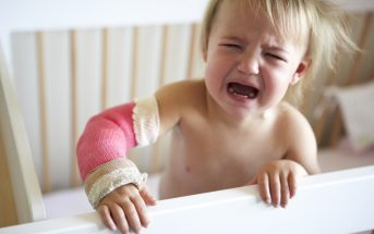 A Novel Approach To Toddler Forearm Fractures